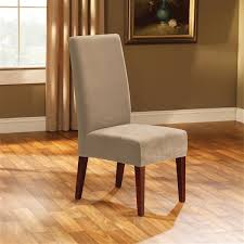 Skip to navigation skip to primary content. Sure Fit Stretch Pique Dining Chair Cover 18 5 In X 42 In Cream Lowe S Canada