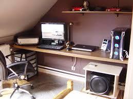 Custom Built Computer Desk