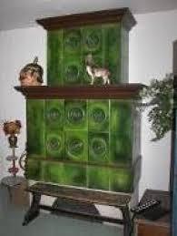Kachelofen Dekorationsobjekt Ofen Heizen Heizung 20er Jahre