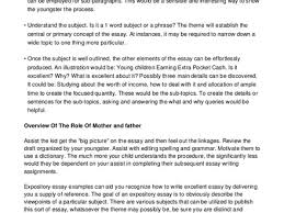 example of an expository essay thesis statement examples for how using expository essay examples can help you