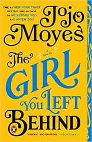 the you left behind a novel jojo moyes 0884295594976 books amazon ca