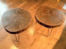 walnut round 24 x 19 h sit on mid century hairpin legs genuine inch coffee table fac5c47d0001afdd5378fb2500f