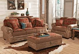Southwestern Living Room Furniture Ranchero Southwestern Sofa Collection