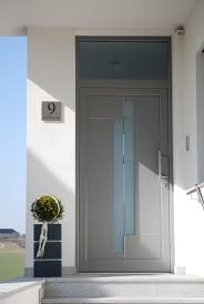 Einfamilienhaus Neue Kunststoff Aluminium Fenster Und Aluminium
