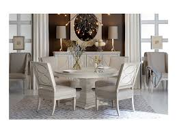 round dining room set. A.R.T. Furniture Inc Roseline5-Piece Enzo Round Dining Table Set Room