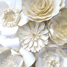 wall flower decor paper large backdrop giant flowers photo shoot props diy