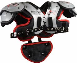Riddell Shoulder Pad Size Chart Riddell Power Jpx Youth Football Shoulder Pads Skill