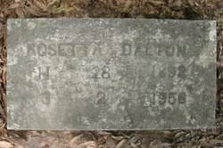Rosetta Dalton (1892-1958) - Find A Grave Memorial