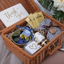 thank you gift package picnic set gift basket housewarming gift set bridesmaid gift wedding gifts corporate gifts pany gift sets hostess