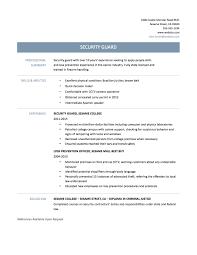 Security Guard Job Description For Resume Hotel Security Job Description Resume Resume For Study 53