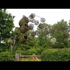Interactive Garden Exterior Decoration With Willow Garden Sculptures : Good  Looking Garden Exterior Decoration With Willow