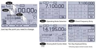 Amateur Radios Icom Ic 7100 Hf Vhf Uhf Transceiver
