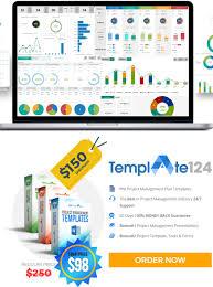 Microsoft Excel Project Template Program Management Plan Template Excel Project Management