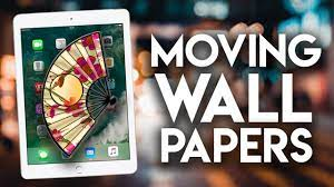 moving wallpapers iphone ipad