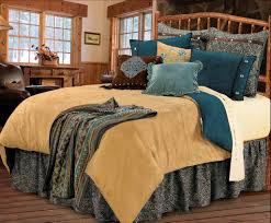 Bedroom Luxury Pattern Bedding Design With Western forters
