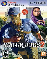 watch dog 2 game for pc dvd in pack 7