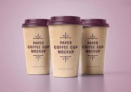 How To Design Paper Cup 4 Free Coffee Paper Cup Mockups Psd