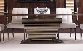gallery art deco 2015ta architectural walnut table art deco dining table high