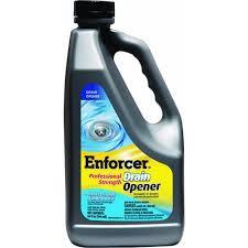zep drain cleaner. Enforcer Zep Liquid Drain Cleaner