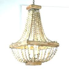 how to make beaded chandelier white wood bead chandelier white wood bead chandelier white bead chandelier how to make beaded chandelier