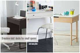 9 modern kids' desks for small spaces, that don't feel like kids