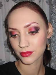 applying eye makeup for older women