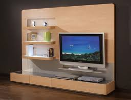 Contemporary Living Room Furniture Wall units Design Ideas