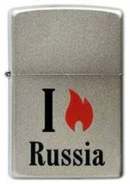 <b>ZIPPO ЗАЖИГАЛКА 205 Flame Russia</b>