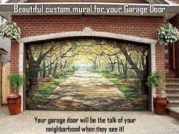garage door muralsGarage Door Murals  Wageuzi