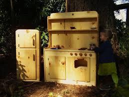 kids furniture wooden natural kitchen set toys heartwood natural toys wooden play kitchen set
