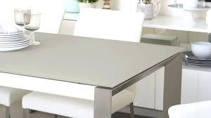 frosted glass dining set white glass dining table extending grey frosted glass dining table extending white