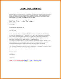 6 Cv Covering Letter Pdf Prome So Banko