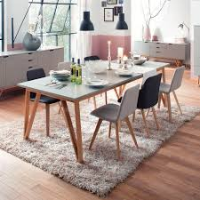 Image Ash Scandinavian Design Dining Table Oak Stained Wood Rectangular Cross 6960 By Says Who Archiexpo Scandinavian Design Dining Table Oak Stained Wood Rectangular