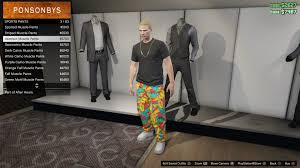 Gta 5 Designer Outfits Gta After Hours New Clothing And Actions Free Tonys
