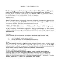 Independent Contractor Agreement Florida Image Collections ...