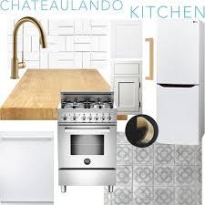 Chateaulando Planning The Kitchen Hommemaker