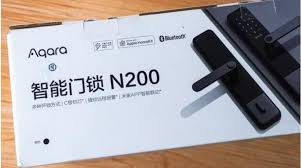 <b>Aqara N200 Smart door</b> lock From Xiaomi Offered For $356.30 ...
