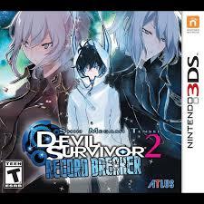 Raidou kuzunoha vs the soulless army ep 1. Shin Megami Tensei Devil Survivor 2 Record Breaker Nintendo 3ds Gamestop