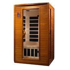 Golden Design 3 Person Sauna
