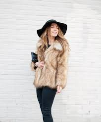 are you feeling the faux fur trend could you see yourself wearing a vintage style coat like this or is is bordering on a bit ridiculous i ll admit when