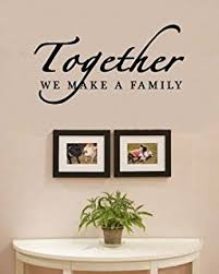 Small Picture Amazoncom Family Wall Quotes Decals Stickers Home Decor Hanging
