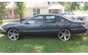 1996 Chevrolet Impala - Information and photos - ZombieDrive