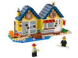 Lego Full House Beach Hut 31035 1