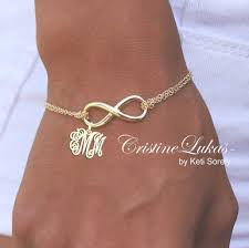 infinity anklet. image 1 infinity anklet