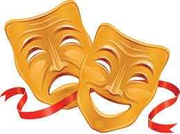 Máscaras de teatro | Radio Esmeralda de Cuba