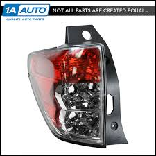 2009 Subaru Forester Brake Warning Light Details About Rear Taillight Taillamp Brake Light Driver Left Lh For 09 13 Subaru Forester