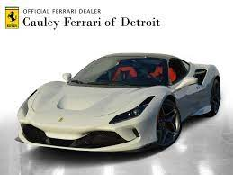 Ferrari beverly hills is excited to present this 2020 f8 tributo finished in blu tour de france over a. New 2020 Ferrari F8 Tributo For Sale Special Pricing Cauley Ferrari Stock Fn2003