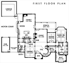 144 Square Feet European Style House Plan 4 Beds 550 Baths 5900 Sq Ft Plan 449 3