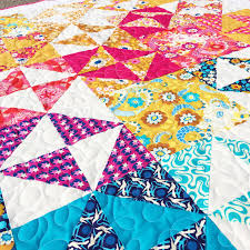 Broken Dishes Quilt Block Tutorial - Simple Simon and Company & When I cut out my quilt I cut out enough squares for one of you to make the  same quilt top! Adamdwight.com