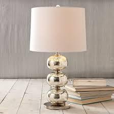 mercury glass lighting fixtures. abacus lamp mercurywhite linen cfl mercury glass lighting fixtures